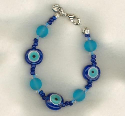 Bracelet013blueeye