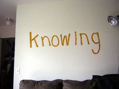 Knowing2